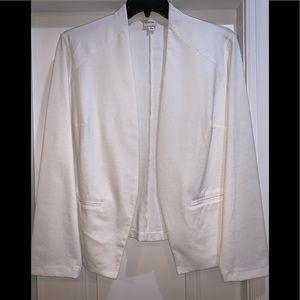 Cream color blazer